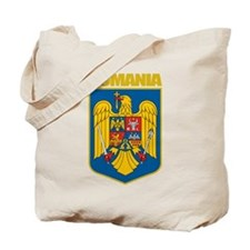 Romania COA Tote Bag