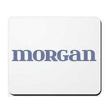 Morgan Blue Glass Mousepad