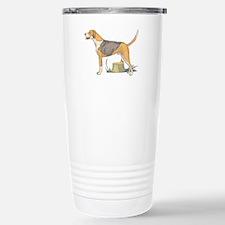American Foxhound Stainless Steel Travel Mug