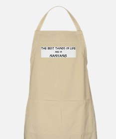 Best Things in Life: Nanyang BBQ Apron