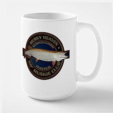 Large 50-inch Musky Club Mug