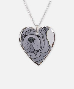 Chinese Shar-Pei Necklace
