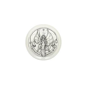 Glitziana Mini Button