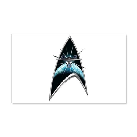 StarTrek Command Signia Enter 22x14 Wall Peel