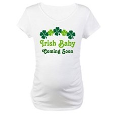 Irish Baby St. Paddy's Day Shirt