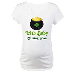 Irish Baby Pot of Gold Shirt
