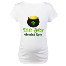 Irish Baby Pot of Gold Shirt