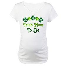 Irish Mom Shamrock Shirt