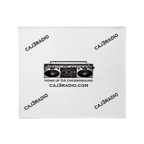 Slim-Dog Entertainment INC Throw Blanket