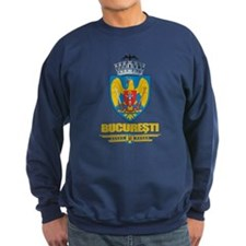 Bucuresti (Bucharest) Sweatshirt