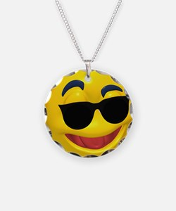 Cool Shades Face Necklace