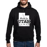 Made In Utah Hoodie (dark)