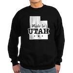 Made In Utah Sweatshirt (dark)