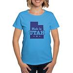 Made In Utah Women's Dark T-Shirt
