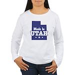 Made In Utah Women's Long Sleeve T-Shirt