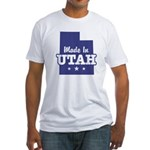 Made In Utah Fitted T-Shirt