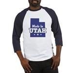 Made In Utah Baseball Jersey