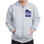 Made In Utah Zip Hoodie