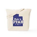Made In Utah Tote Bag