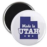 Made In Utah Magnet