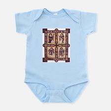 Gospels Page Infant Creeper