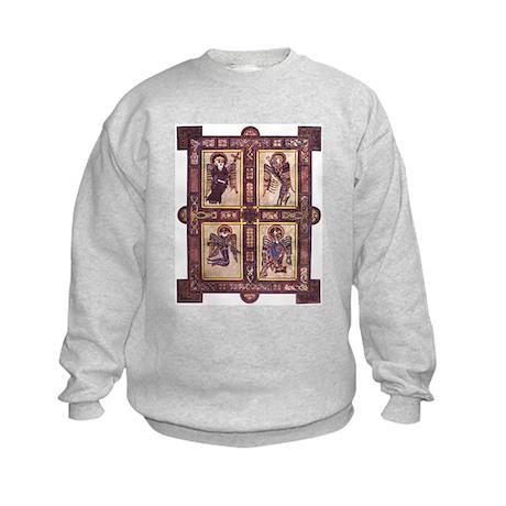 Gospels Page Kids Sweatshirt