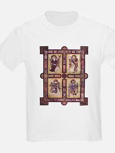 Gospels Page Kids T-Shirt