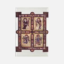 Gospels Page Rectangle Magnet