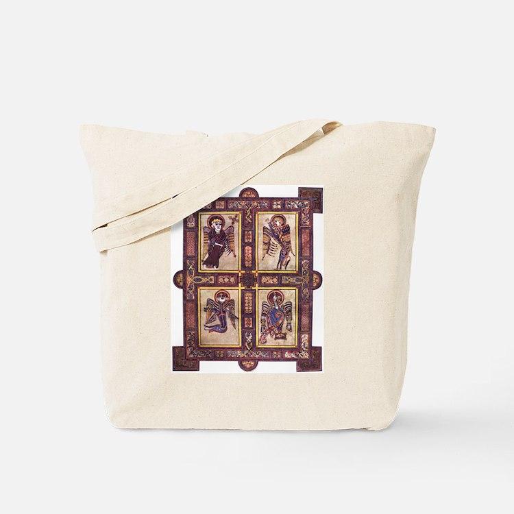 Gospels Page Tote Bag