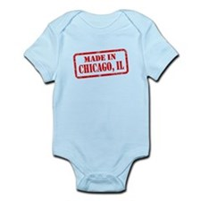 MADE IN CHICAGO, IL Infant Bodysuit