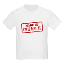 MADE IN CHICAGO, IL T-Shirt