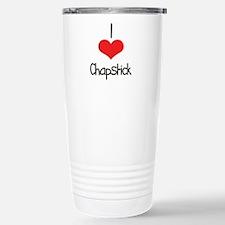 Chapstick Travel Mug