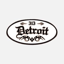 Detroit 313 Patches