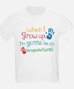 Kids Future Acupuncturist T-Shirt