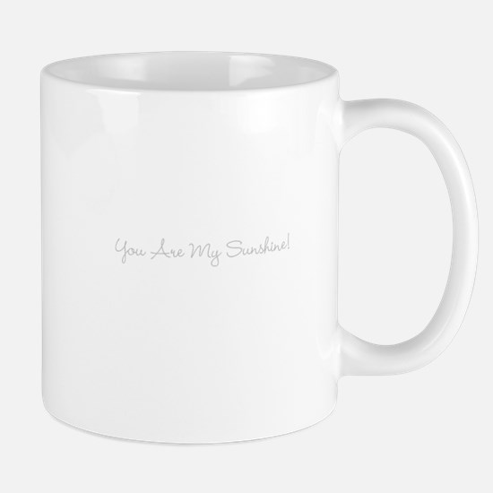 Just Words Mug