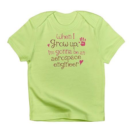 Kids Future Aerospace Engineer Infant T-Shirt
