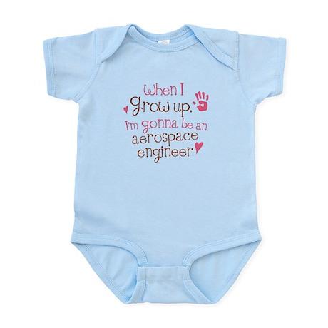 Kids Future Aerospace Engineer Infant Bodysuit