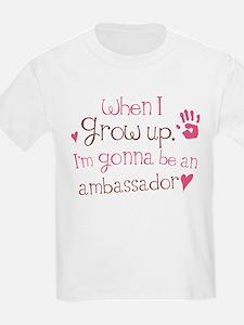 Kids Future Ambassador T-Shirt