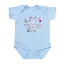 Kids Future Antique Dealer Infant Bodysuit