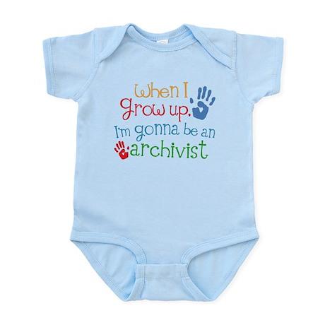 Kids Future Archivist Infant Bodysuit