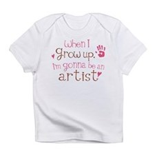 Kids Future Artist Infant T-Shirt
