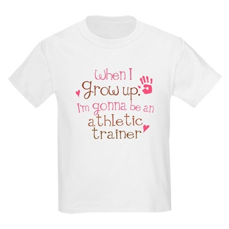Kids Future Athletic Trainer Kids Light T-Shirt