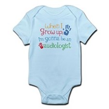 Kids Future Audiologist Infant Bodysuit