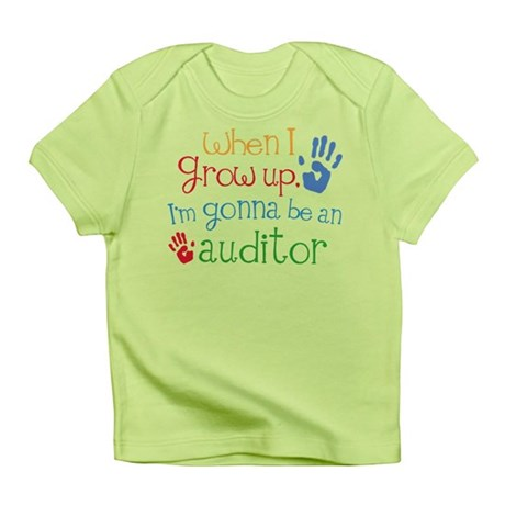 Kids Future Auditor Infant T-Shirt