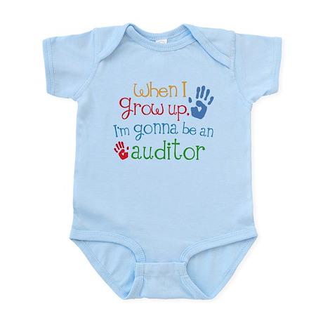 Kids Future Auditor Infant Bodysuit