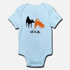 Hola Infant Bodysuit