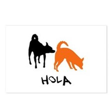 Hola Postcards (Package of 8)
