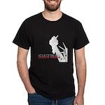Because of the Brave Dark T-Shirt