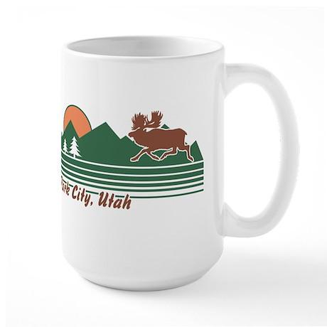 Park City Utah Large Mug