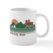 Park City Utah Small Mug